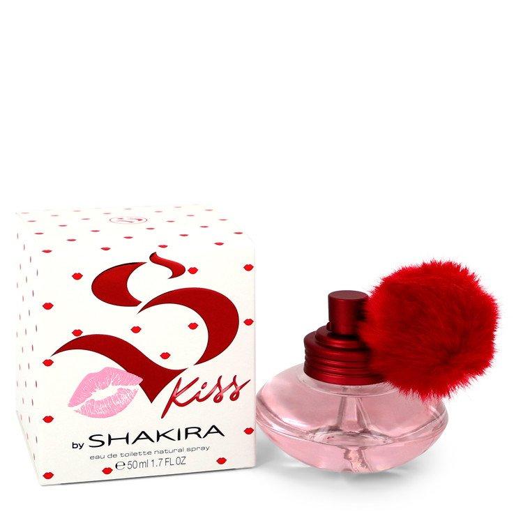 Shakira S Kiss by Shakira Eau De Toilette Spray 1.7 oz for Women