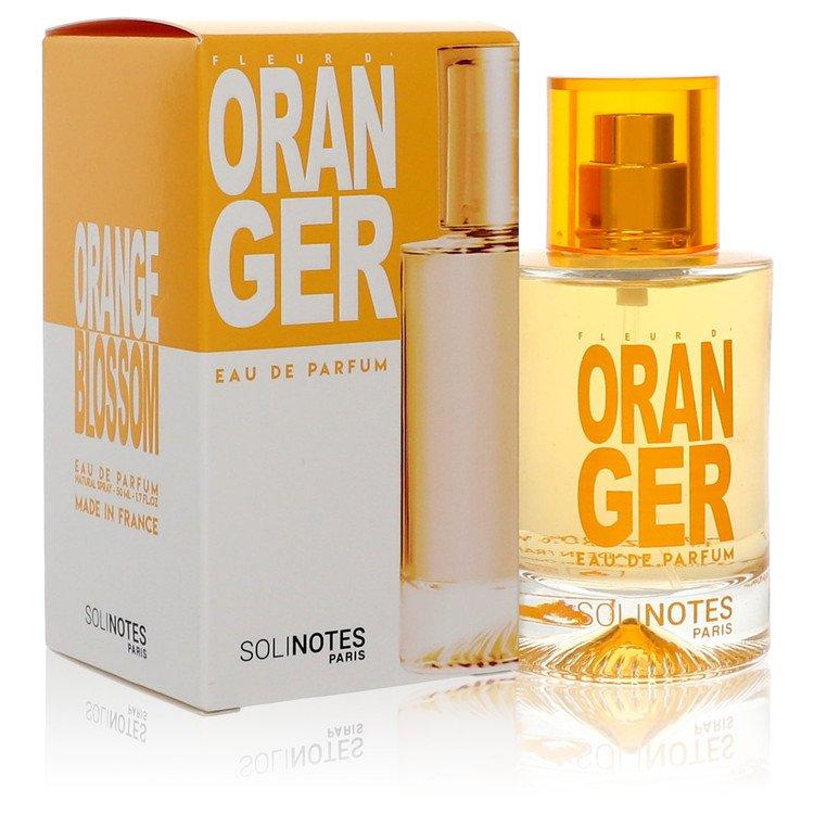 Solinotes Fleur D'oranger by Solinotes Paris –  Eau De Parfum Spray (Unisex) 1.7 oz 50 ml