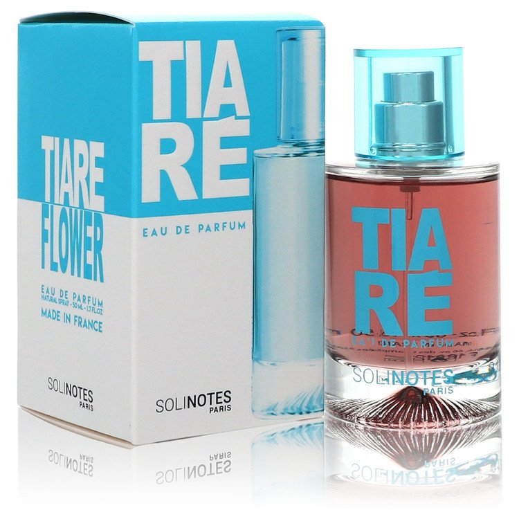 Solinotes Tiare by Solinotes Paris –  Eau De Parfum Spray (Unisex) 1.7 oz 50 ml