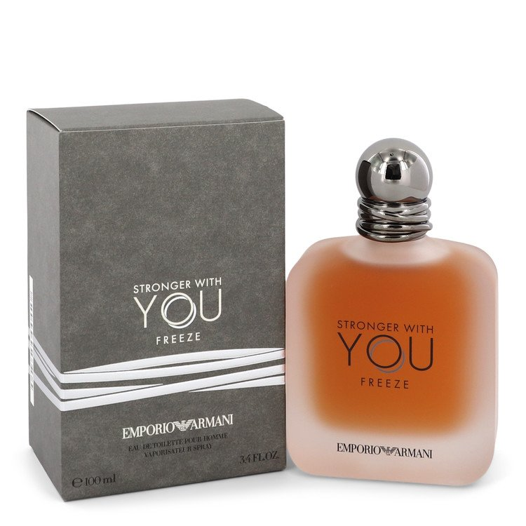 Stronger with You Freeze by Emporio Armani