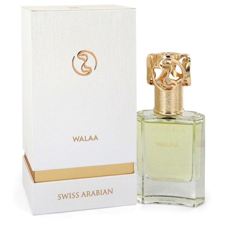 Swiss Arabian Walaa by Swiss Arabian Eau De Parfum Spray (Unisex) 1.7 oz for Men