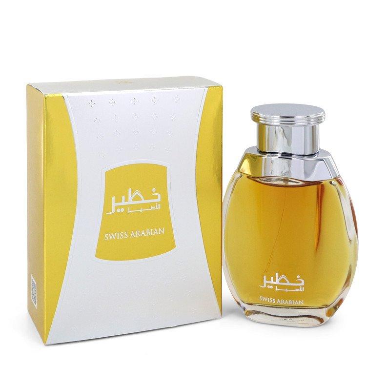 Swiss Arabian Khateer by Swiss Arabian –  Eau De Parfum Spray 3.4 oz 100 ml for Men