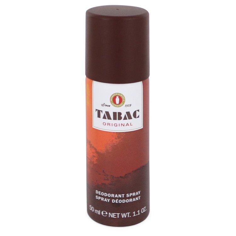 TABAC by Maurer & Wirtz Deodorant Spray 1.1 oz for Men