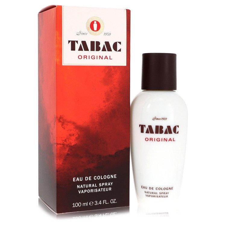 TABAC by Maurer & Wirtz for Men Cologne Spray 3.3 oz