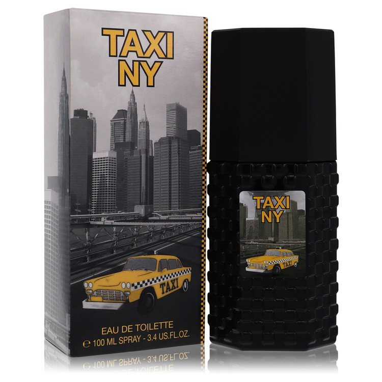 Taxi Ny Cologne by Cofinluxe 100 ml Eau De Toilette Spray for Men
