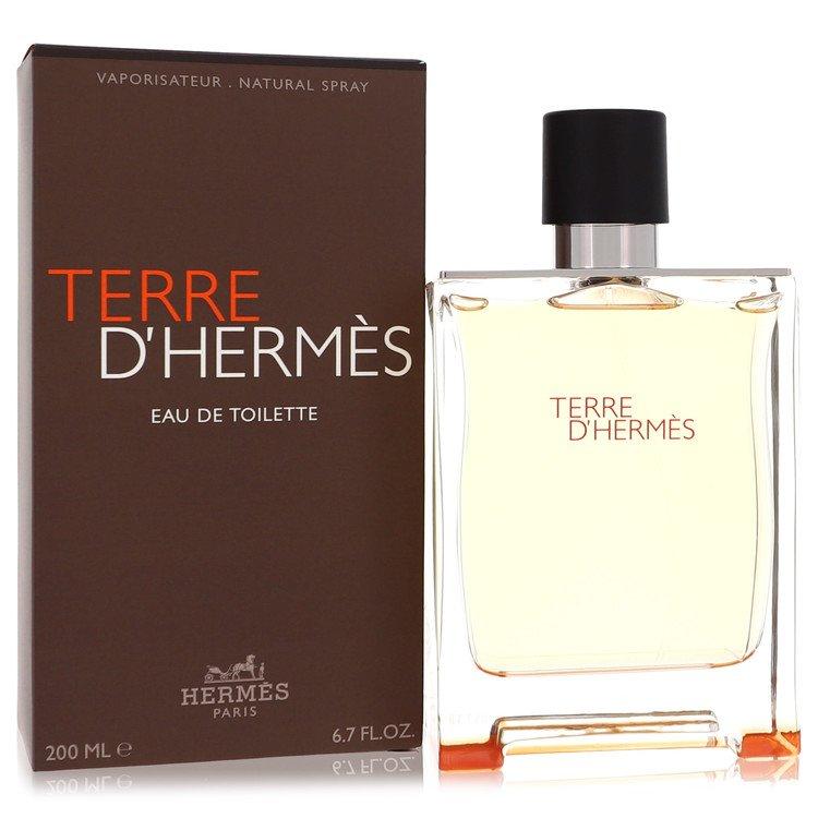 Terre D'Hermes by Hermes –  Eau De Toilette Spray 6.7 oz 200 ml for Men