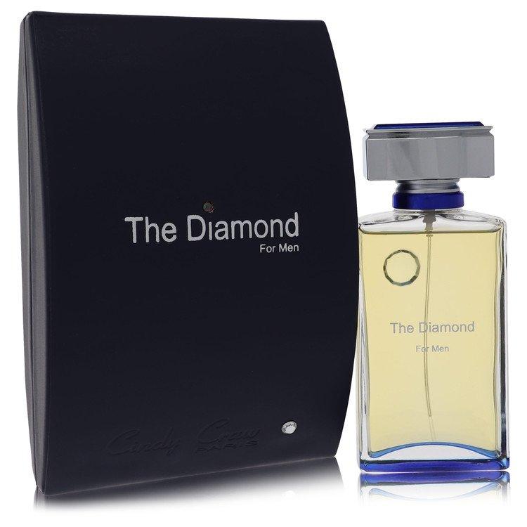 The Diamond by Cindy C. for Men Eau De Parfum Spray 3.4 oz