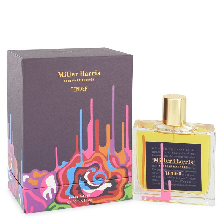 Tender Miller Harris Perfume 100 ml Eau De Parfum Spray (Unisex) for Women