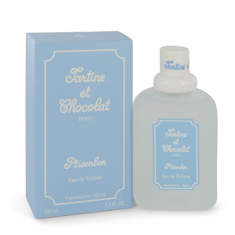 Tartine Et Chocolate Ptisenbon by Givenchy for Women Eau De Toilette Spray 3.3 oz