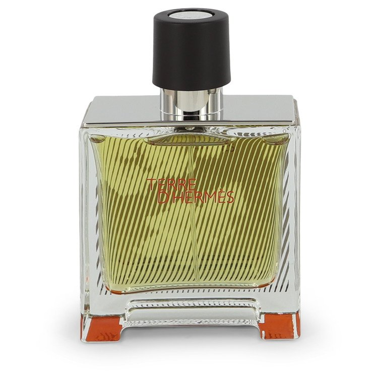 Terre D'hermes Cologne 75 ml Parfum Spray Limited Edition (Tester) for Men