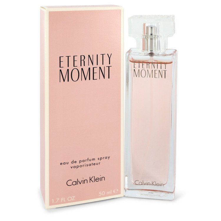 Eternity Moment Perfume by Calvin Klein 1.7 oz EDP Spay for Women