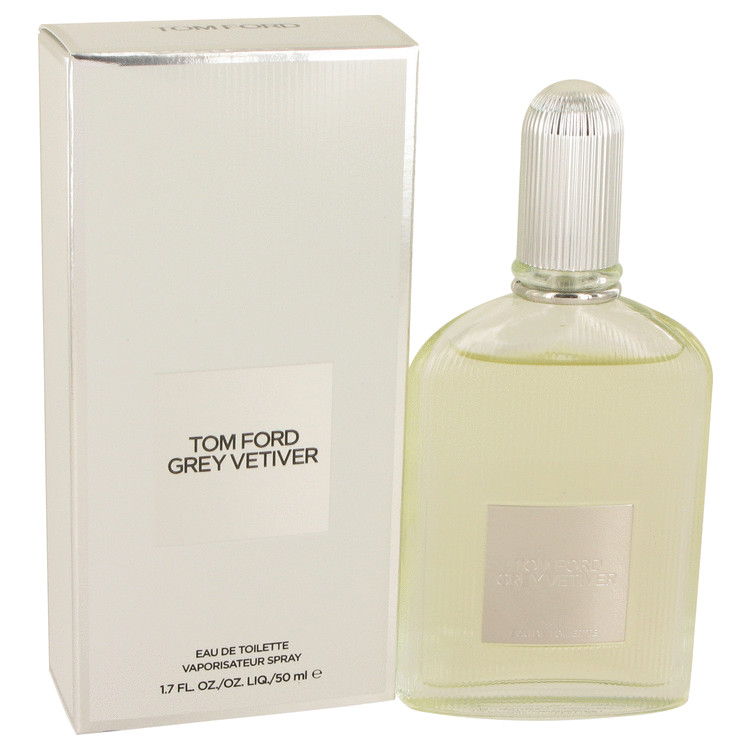 Tom Ford Grey Vetiver Cologne by Tom Ford 1.7 oz EDT Spay for Men
