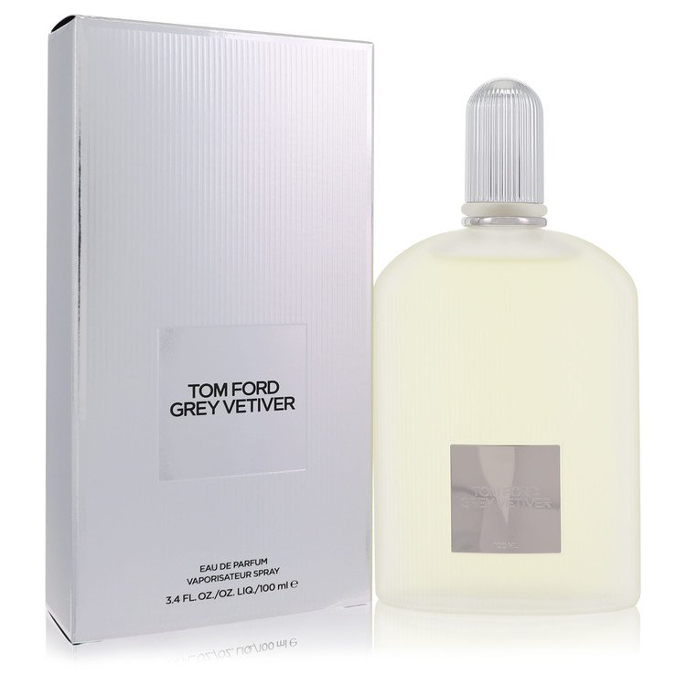 Tom Ford Grey Vetiver Cologne by Tom Ford 3.4 oz EDP Spay for Men
