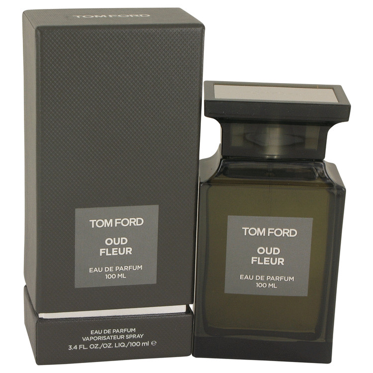 Tom Ford Oud Fleur Cologne 100 ml Eau De Parfum Spray (Unisex) for Men
