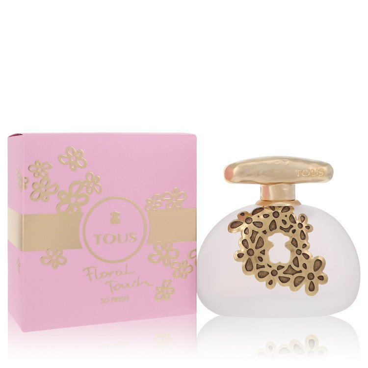 Tous Floral Touch So Fresh Perfume by Tous 100 ml EDT Spay for Women
