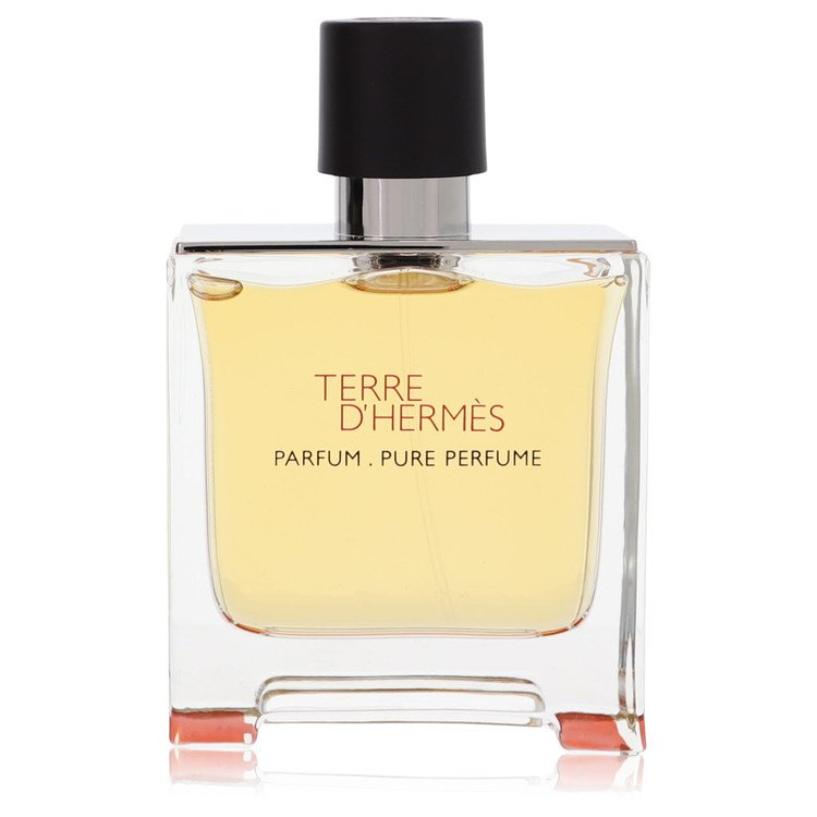 Terre D'Hermes by Hermes for Men Pure Perfume Spray (Tester) 2.5 oz
