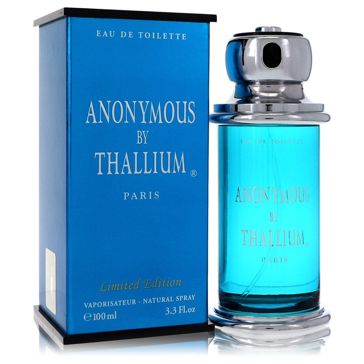Thallium Anonymous Cologne by Yves De Sistelle 100 ml EDT Spay for Men