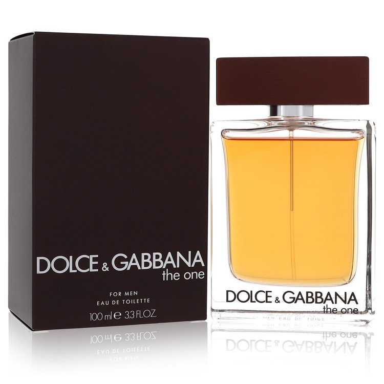 The One Cologne by Dolce & Gabbana 100 ml EDT Spay for Men