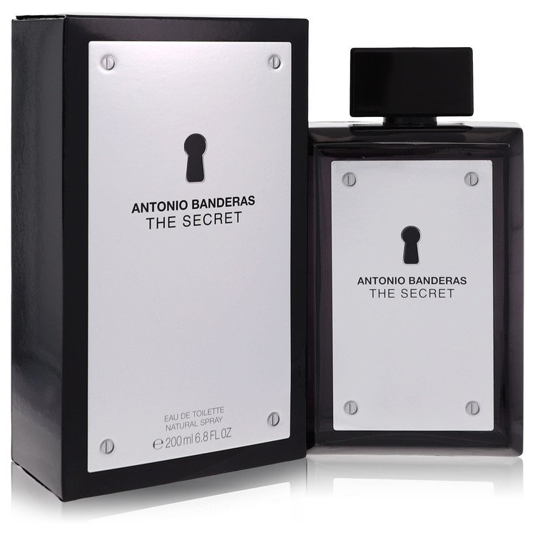 The Secret Cologne by Antonio Banderas 200 ml EDT Spay for Men