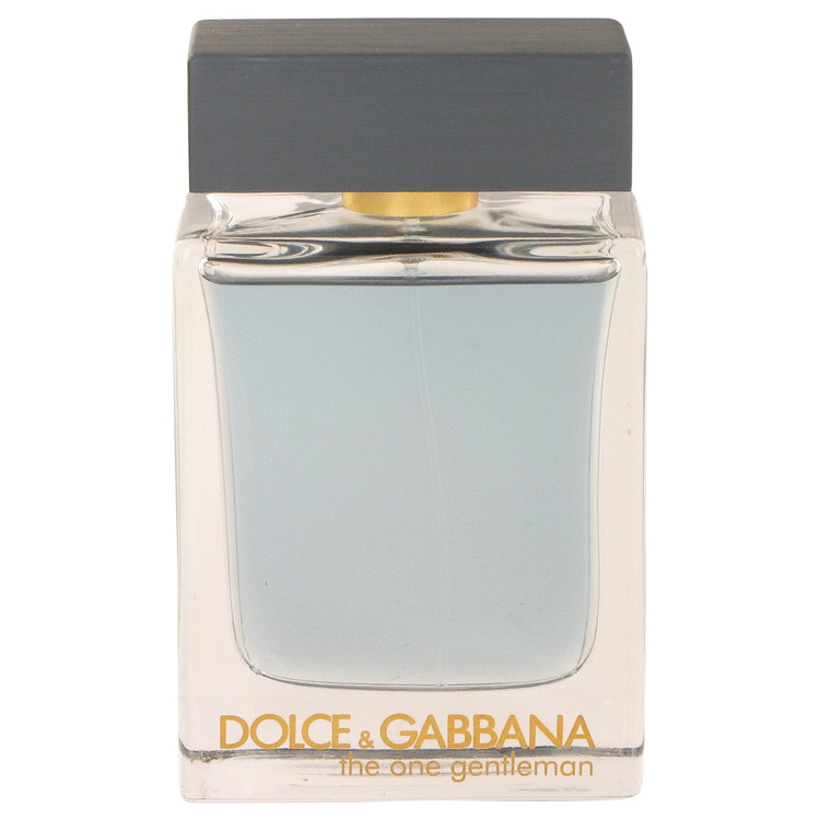 The One Gentlemen by Dolce & Gabbana for Men Eau De Toilette Spray (unboxed) 3.4 oz
