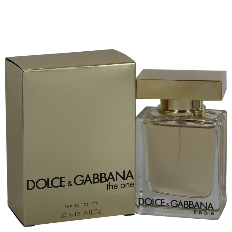 The One by Dolce & Gabbana for Women Eau De Toilette Spray (New Packaging) 1.6 oz