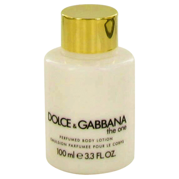 The One by Dolce & Gabbana for Women Body Lotion 3.3 oz