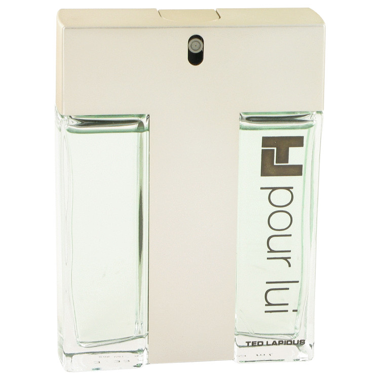 Tl Pour Lui Cologne by Ted Lapidus 100 ml EDT Spray(Tester) for Men