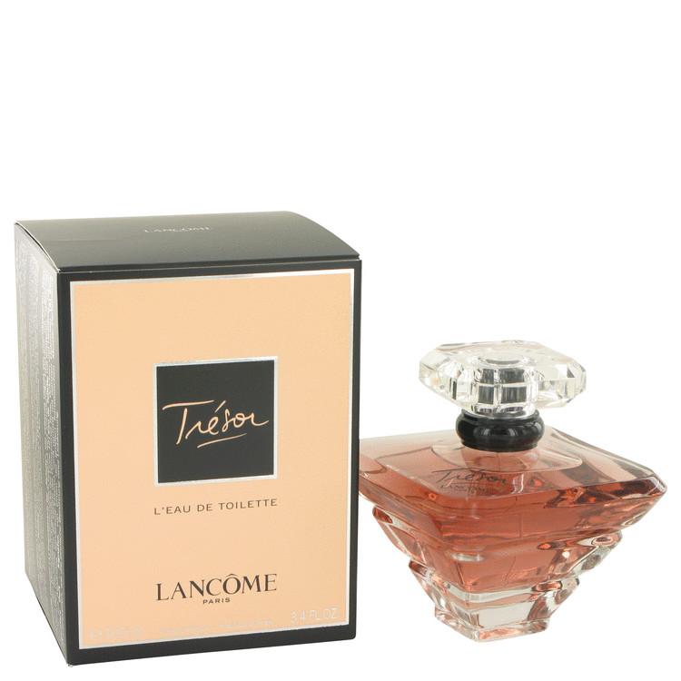 Tresor Perfume by Lancome 100 ml Eau De Toilette Spray for Women