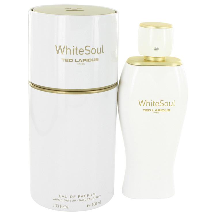 White Soul Perfume by Ted Lapidus 100 ml Eau De Parfum Spray for Women