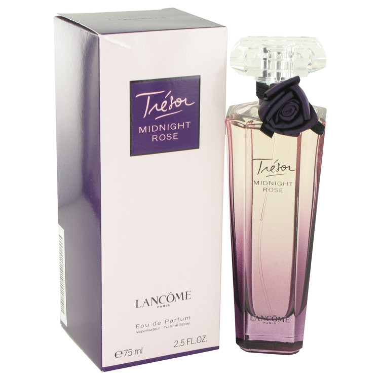 Tresor Midnight Rose Perfume by Lancome 75 ml EDP Spay for Women