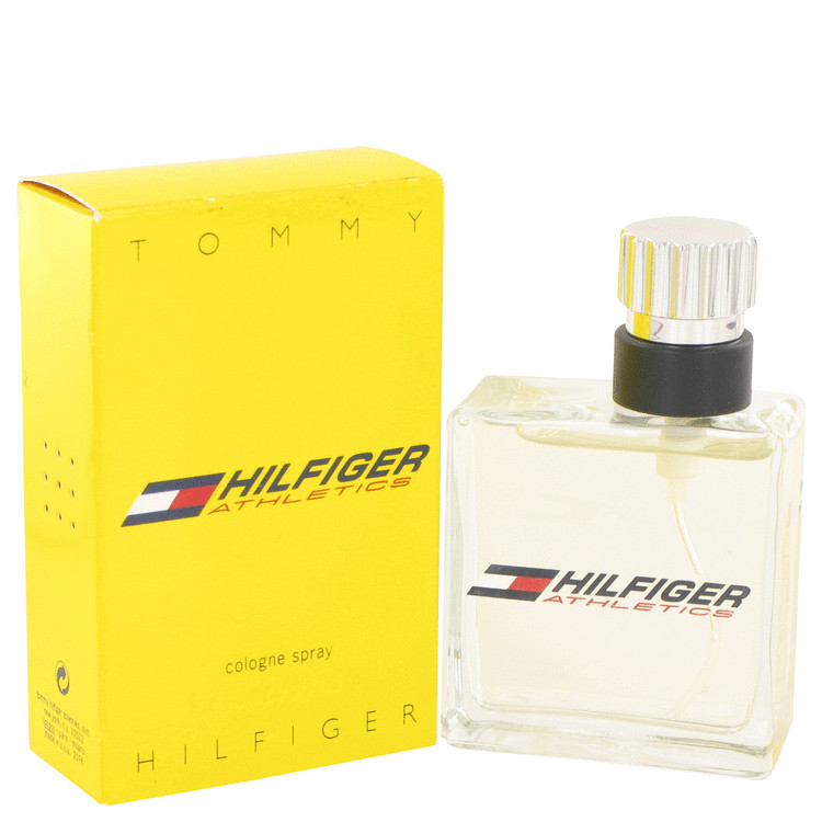 ATHLETICS by Tommy Hilfiger for Men Cologne Spray 1.7 oz