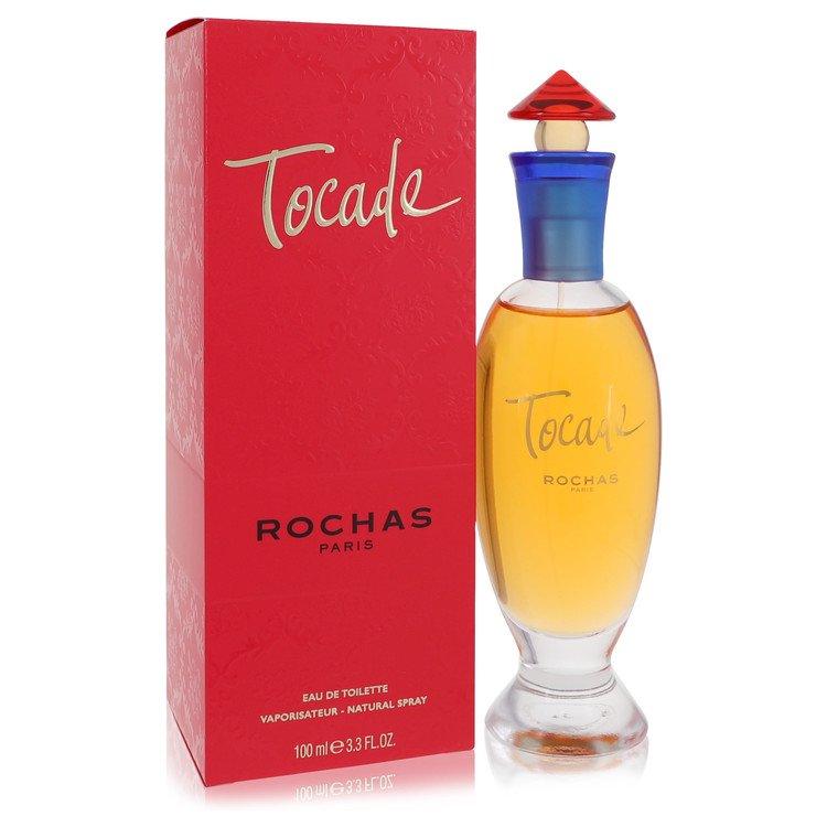 Tocade Perfume by Rochas 100 ml Eau De Toilette Spray for Women