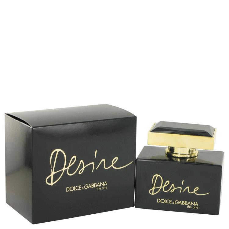 The One Desire Intense Perfume 75 ml EDP Spay for Women