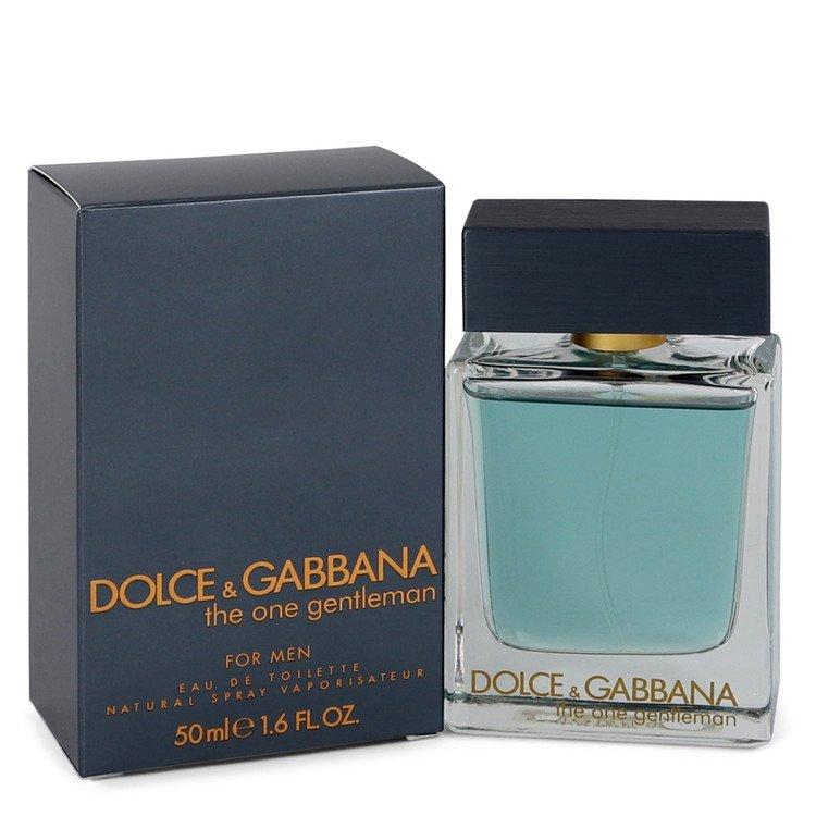 The One Gentlemen by Dolce & Gabbana for Men Eau De Toilette Spray 1.6 oz