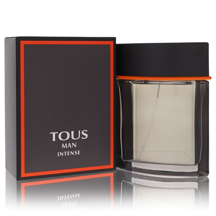 Tous Man Intense Cologne by Tous 100 ml Eau De Toilette Spray for Men