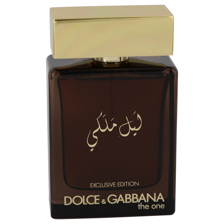The One Royal Night by Dolce & Gabbana for Men Eau De Parfum Spray (Exclusive Edition Tester) 3.4 oz