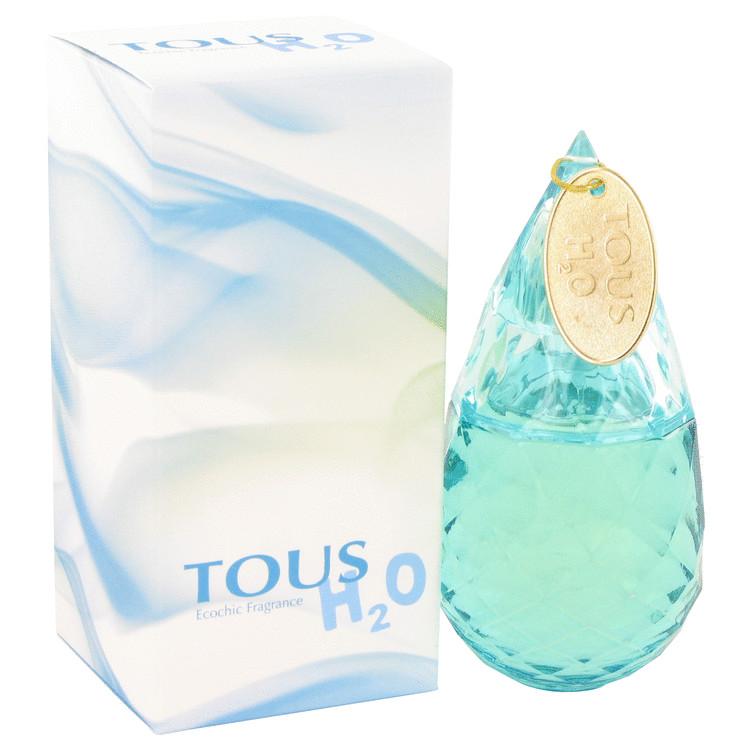 Tous H20 Perfume by Tous 50 ml Eau De Toilette Spray for Women