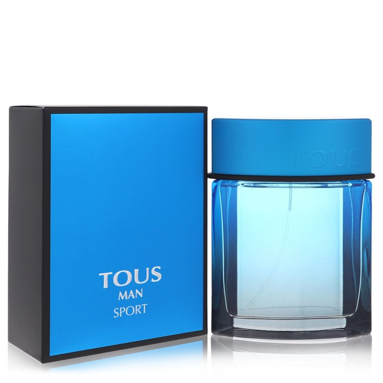 Tous Man Sport Cologne by Tous 100 ml Eau De Toilette Spray for Men