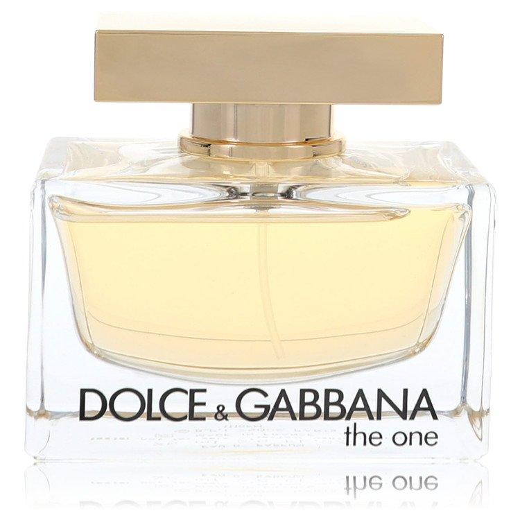 The One by Dolce & Gabbana for Women Eau De Parfum Spray (Tester) 2.5 oz