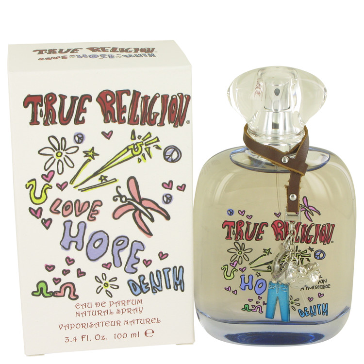 True Religion Love Hope Denim Perfume 100 ml EDP Spay for Women
