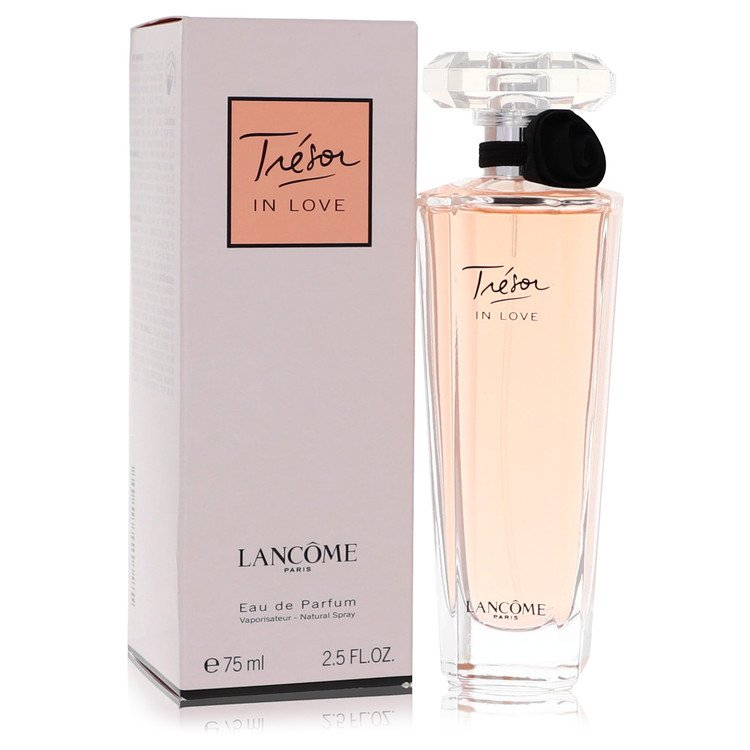 Tresor In Love Perfume by Lancome 75 ml Eau De Parfum Spray for Women