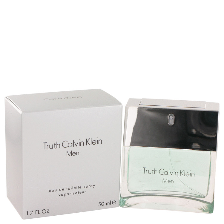 Truth Cologne by Calvin Klein 50 ml Eau De Toilette Spray for Men