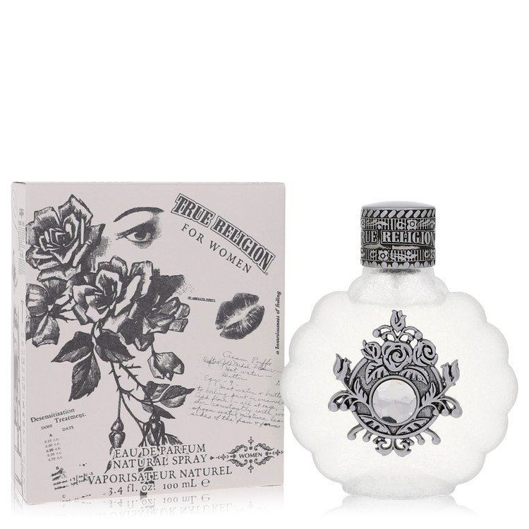 True Religion Perfume by True Religion 100 ml EDP Spay for Women