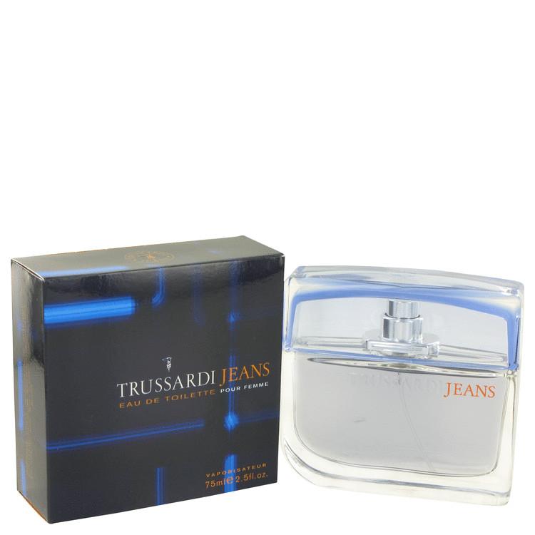 Trussardi Jeans Perfume by Trussardi 75 ml EDT Spay for Women