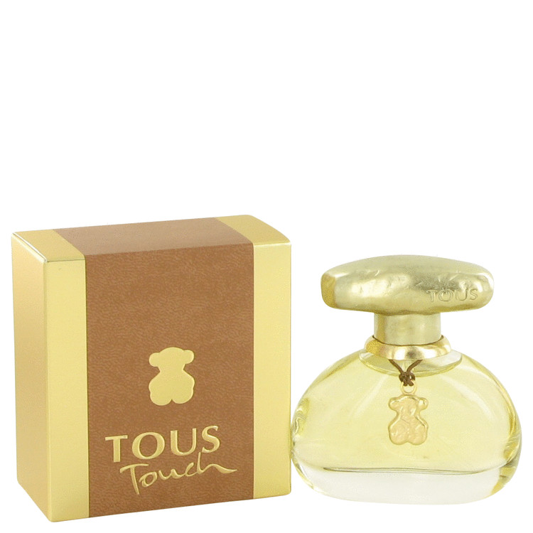 Tous Touch Perfume by Tous 30 ml Eau De Toilette Spray for Women