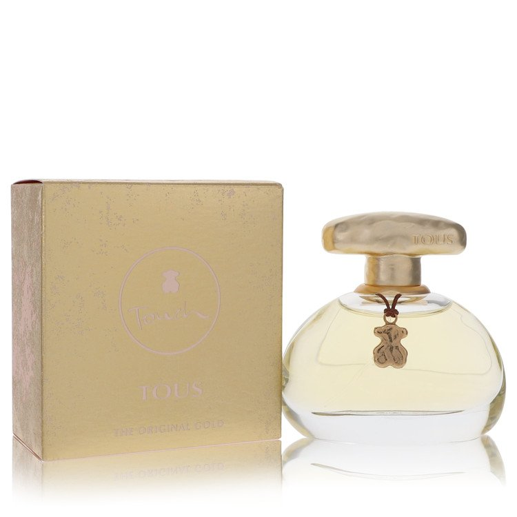 Tous Touch Perfume by Tous 50 ml Eau De Toilette Spray for Women