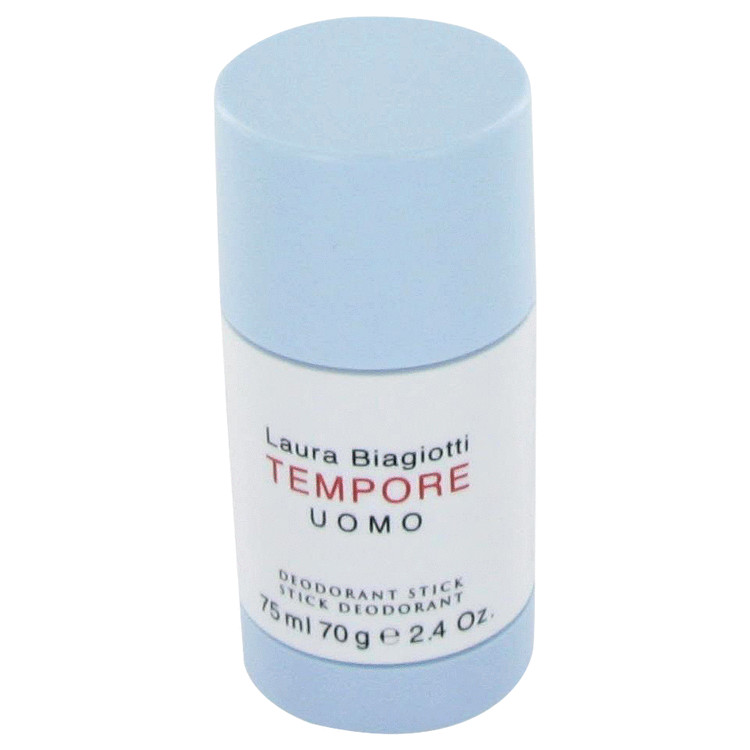 Tempore Uomo Deodorant 2.5 oz Deodorant Stick for Men