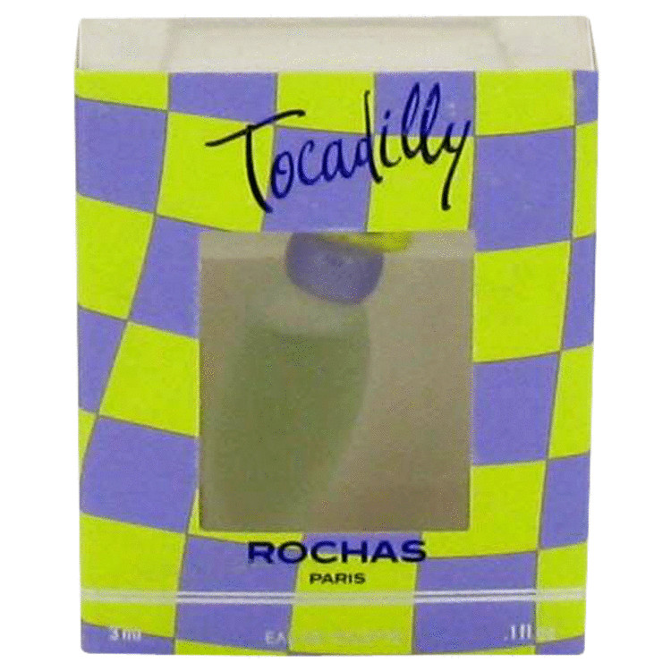 TOCADILLY by Rochas –  Mini EDT 0.1 oz 3 ml for Women