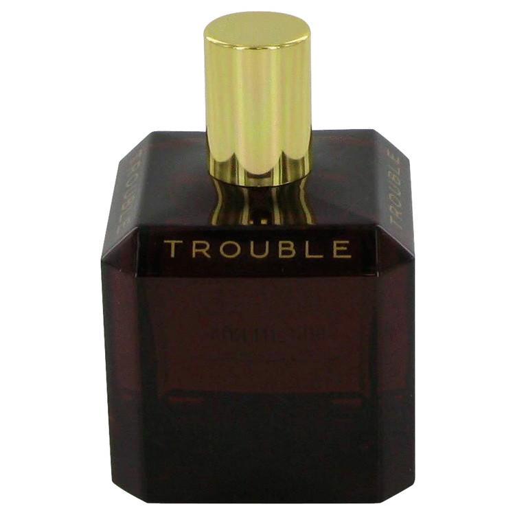 Trouble Perfume 100 ml Eau De Parfum Spray (Tester) for Women