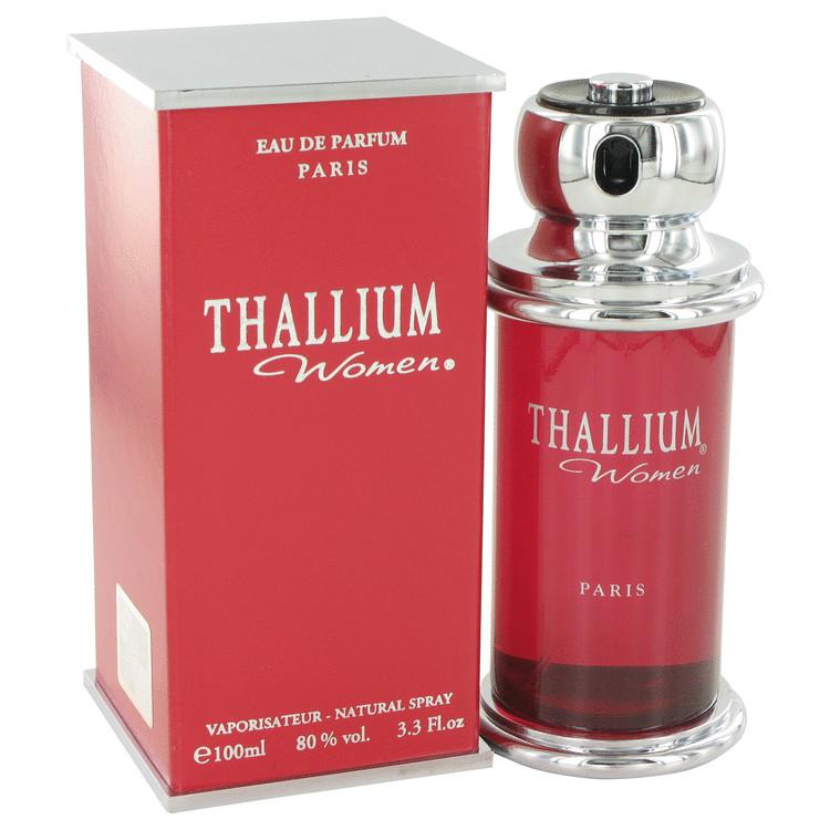 Thallium by Parfums Jacques Evard for Women Eau De Parfum Spray 3.4 oz